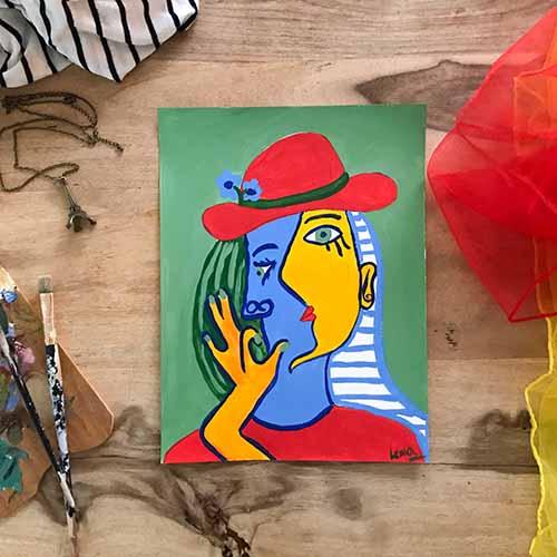 Picasso Malerei