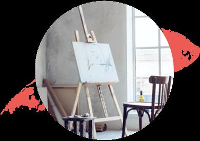 Malen lernen mit Kolibri School