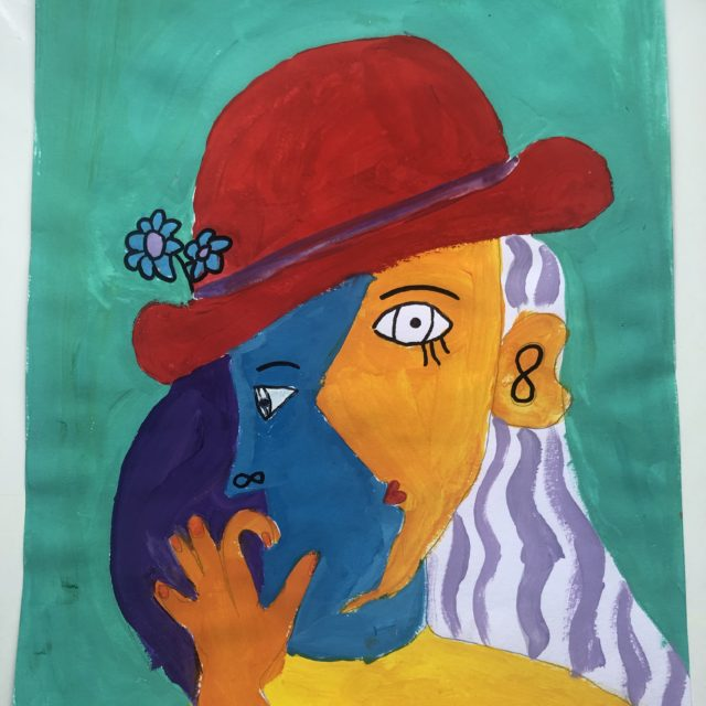 Kundenbewertung Malkurs Der kleine Picasso