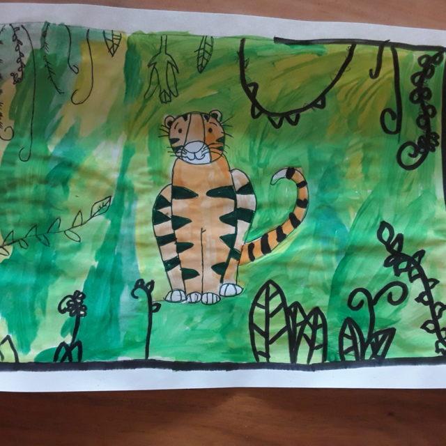 Kundenbewertung Probeunterricht Tiger
